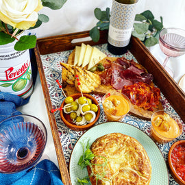Spanish Picnic for 2 (veggie)