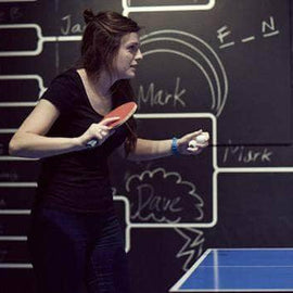 PRIVATE: Become a Table Tennis Master - For Four