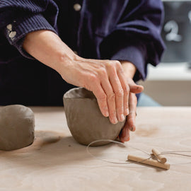 12 Week Pottery Course