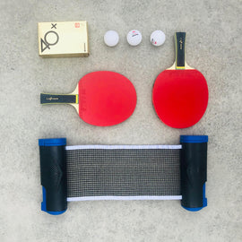 At Home: Smash Table Tennis