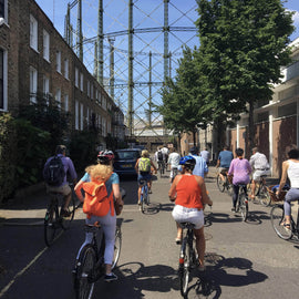 The Old City Cycle Tour for Two