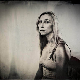 Tintype Portrait Photography