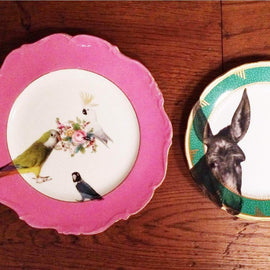 At Home: Upcycle your Vintage China