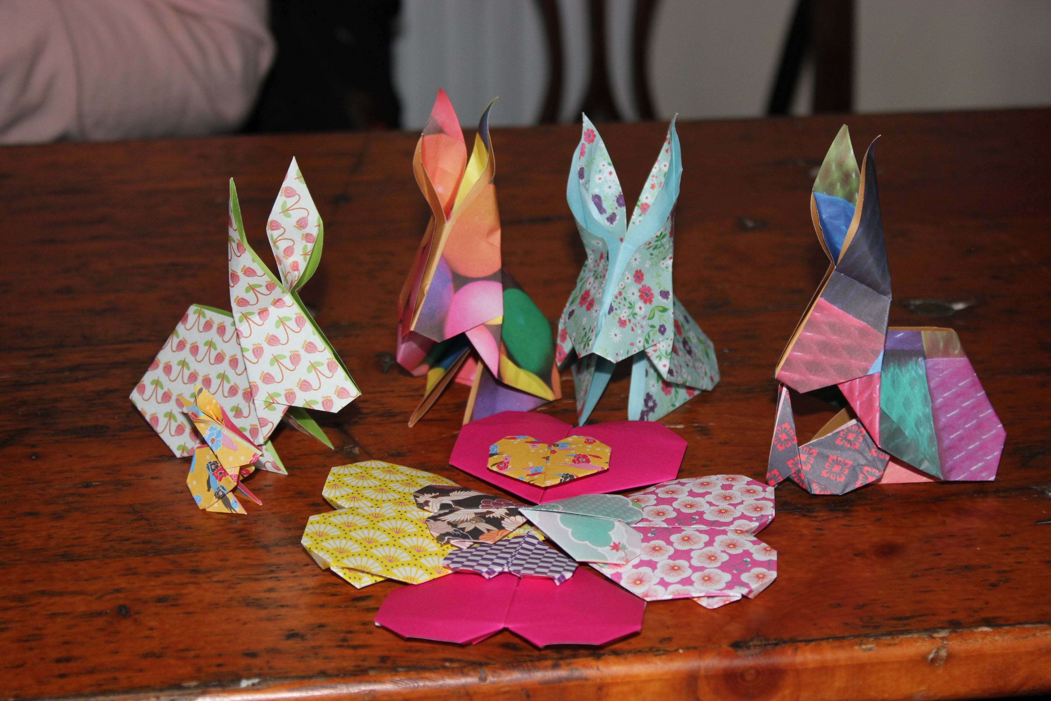Origami Gift Experience