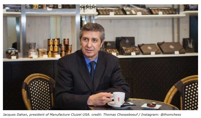 French Morning interview with Jacques Dahan of Chocolat Michel Cluizel