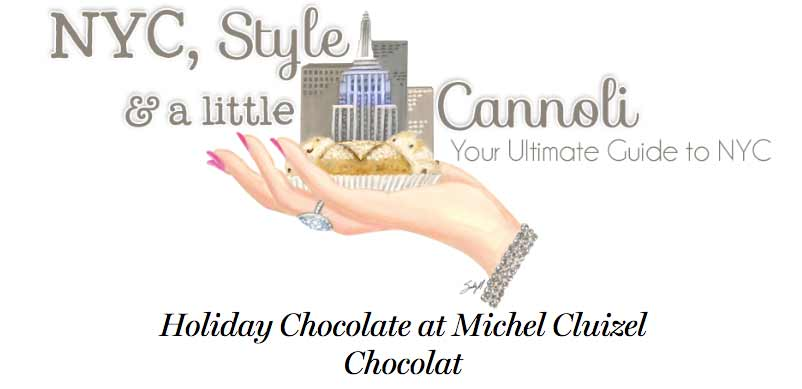 Holiday Chocolate review from NYC Style Little Cannoli