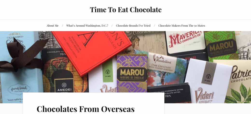 Time to Eat Chocolate Cluizel Review
