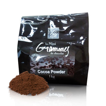 100% pure cocoa powder for baking, making hot chocolate, and topping desserts.