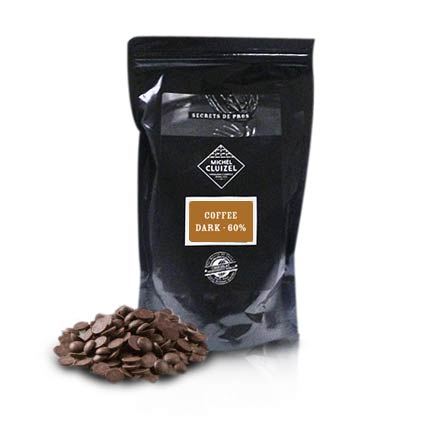 Baking Chocolate Morsels - Coffee, Dark 60% cocoa