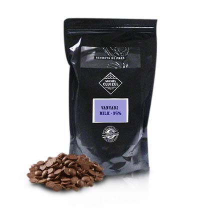 Chocolate Morsels - Vanuari, Milk 39%