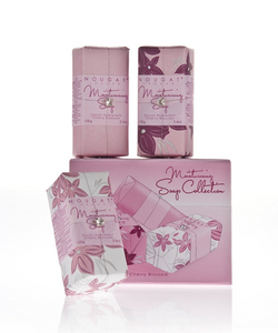 Cherry Blossom Moisturising Soap Collection