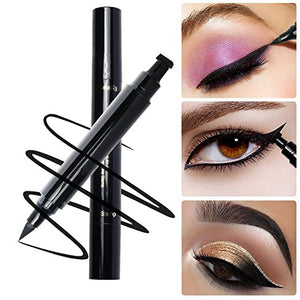 Liquid Double Head Seal Stamp Eyeliner Pencils