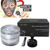 Mineral-Rich Magnetic Mask