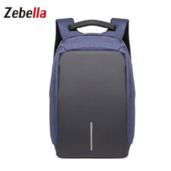 Z146 Waterproof Anti-theft Men's USB Backpack