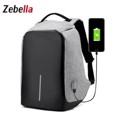 "Z1840 USB Charging Anti- theft 15"" Laptop Backpack"