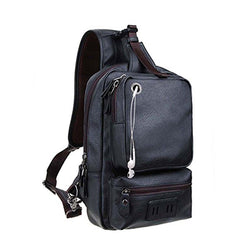 Z1700 Men's Chest Bag Multipurpose Crossbody Bag­