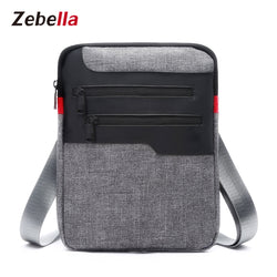 Z0912 Men's For IPad Nylon Messenger Shoulder Bag