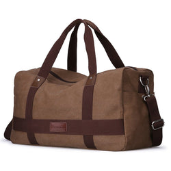 Z1373 Men's Duffel Travel Weekender Luggage Tote