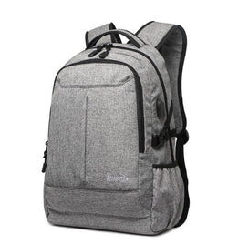 Z106 Men's USB Charging Travel Laptop Backpack