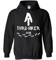 Graphics Inspire - AT Thru-Hiker 2018 Appalachian Trail Rustic Thru Hiker Hoodie