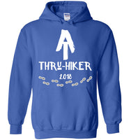 Graphics Inspire Hoodie - Personalize AT Thru-Hiker with YEAR Appalachian Trail Hoodie