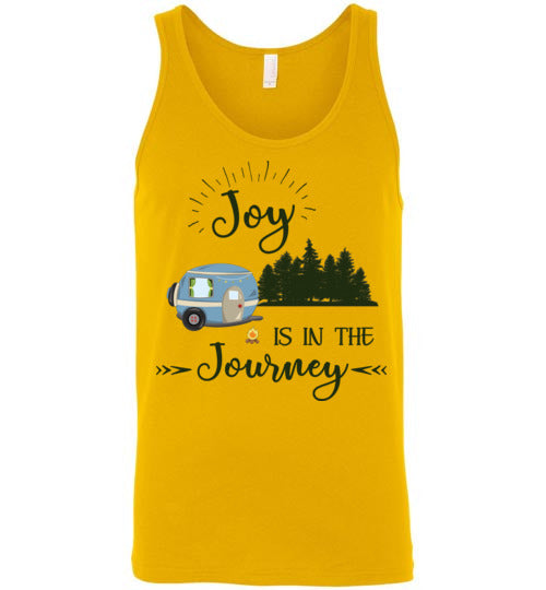 Graphics Inspire Tank - Joy Is In The Journey RV Camping Premium Tank