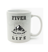 Graphics Inspire Mug - Fiver Life Fifth Wheel RV Camping Mug