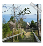 Graphics Inspire Canvas -Mt LeConte in the Great Smoky Mountains National Park Canvas Wrap