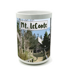 Graphics Inspire Mug - Mt LeConte in the Great Smoky Mountains National Park Mug