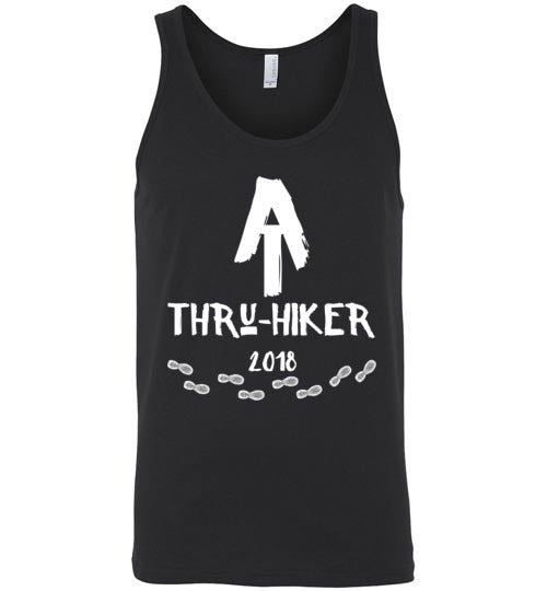 Graphics Inspire Tank - AT Thru-Hiker 2018 Appalachian Trail Rustic Thru Hiker Premium Tank