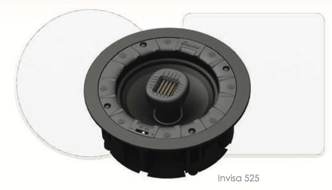 GoldenEar Invisa 525