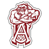 Alabama A&M Decal
