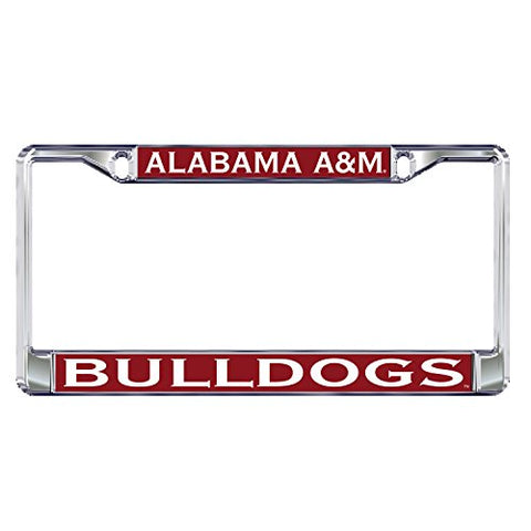 Alabama A&M Plate Frame