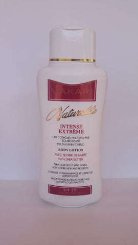 MAKARI NATURALLE INTENSIVE BODY LOTION