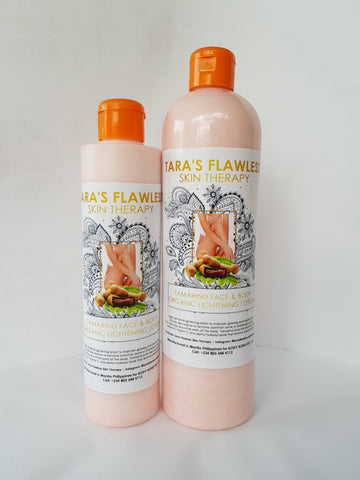 TAMARIND FACE & BODY LIGHTENING LOTION