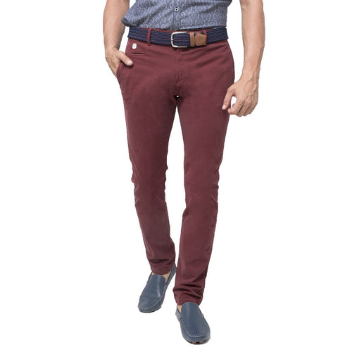 PANTALON DRYL RELOJERO CHOCOLATE