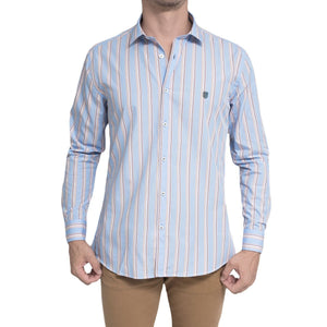CAMISA WIDE STRIPE
