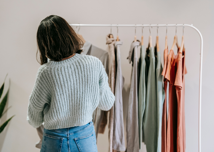 5 low-cost ways to make your wardrobe more sustainable