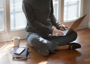 Working from home? Read our top tips for productivity (and sanity)