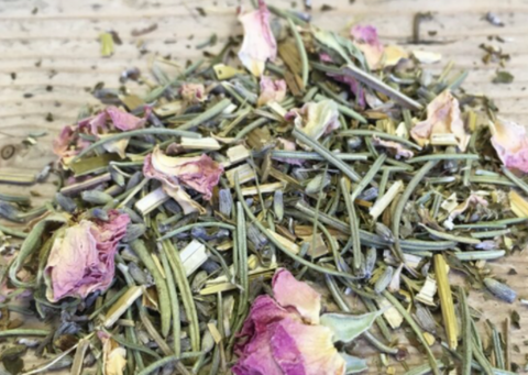 Hackney Herbal tea leaves