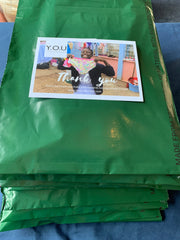 Pile of YOU outer mailing bags