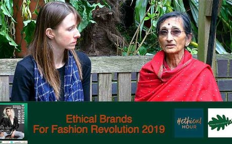 Ethical Brands For Fashion Revolution 19 With iDeLick Media