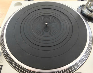 Rubber Turntable Platter Mat