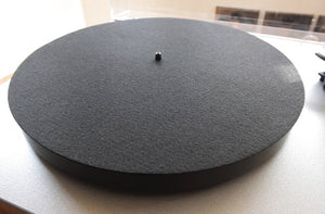 Carbon Fiber Turntable Mat