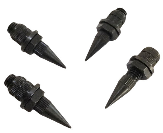 Locking M8 Floor Spikes (Set of 4)