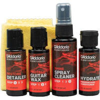 D'Addario Instrument Care Essentials