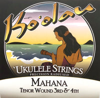 Ko'olau Mahana Tenor wound 3rd & 4th