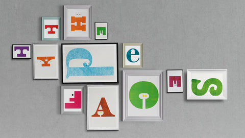 The Typefaces project —<br>For the designer in every child and the child in every designer.