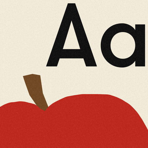 Alphabet - Apple