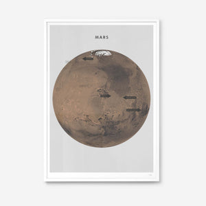 Mars & Apollo Pair
